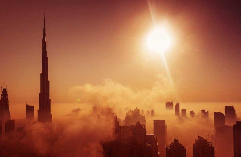 Hoteller i Dubai